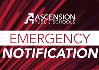 Emergency Notification Banner 02/11/21