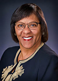 Headshot photo of Assistant Superintendent A. Denise Graves
